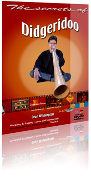 The Secrets Of Didgeridoo - DVD inkl. Lehrheft