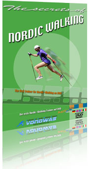 The Secrets Of Nordic-Walking - Der Trainer auf DVD